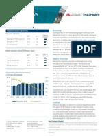 Fredericksburg Americas Alliance MarketBeat Industrial Q32018