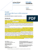 P-C-663 Frogtek Tecnologia Movil Para La Microempresa Minorista