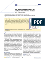 Comparison of the Search Effectiveness and User Interface of Three Major Online Chemical Databases