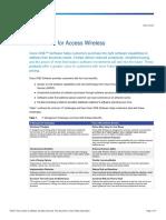 Datasheet-CISCO ONE Wireless
