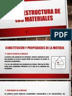 Microestructura de Los Materiales