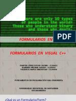 Formularios Pro