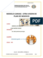Matriz Modelo Canvas