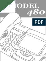 480 Screenphone User Guide