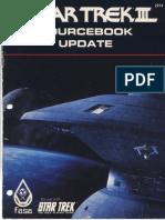 Star Trek - Star Trek III Sourcebook