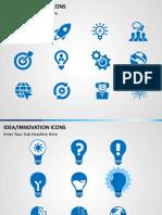 Idea Innovation Icons Static 4x3