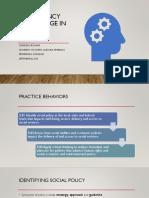 competency five presentation