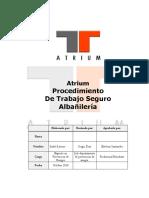 PTS Albañileria Constructora Atrium