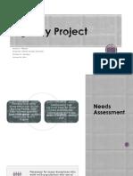 agency project presentation