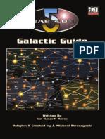 MGP3500 - Babylon 5 Rpg, 2nd Edition
