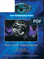 D20 - Babylon 5 RPG - 1st Edition - Techno-Mages Fact Book