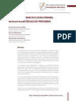 Nuevo Plan de Estudios en La Escuela Primaria. Representaciones Sociales Del Profesorado