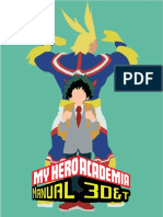 Boku No Hero No Hero Academia - 1.8
