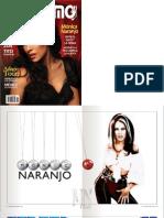 Mónica Naranjo - Padrisimo Magazine - Octubre 2010