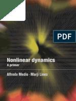 Medio, Alfredo -Nonlinear Dynamics_ a Primer-Cambridge University Press (2001)