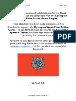 DWFA Black Wolf 2.0 V1