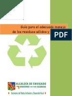 Guia de Manejo Adecuado de Residuos Solidos y Peligrosos