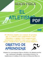 El Atletismo.
