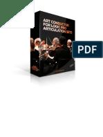 Art Conductor 4.0 for Logic Articulation Sets