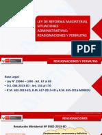 REASIGNAC. Y PERMUTAS_UGEL SAN ROMAN_LRM.pptx