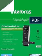 Treinamento Comercial Fechadura Digital