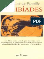 Jacqueline de Romilly, Alcibíades o los peligros de la ambición.pdf