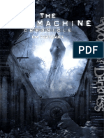 A Crônica Do Deus Máquina - Biblioteca Élfica