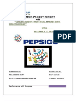 Final Pepsi Report Submitted