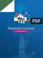 Manual Del Docente Autonomía Curricular (1)