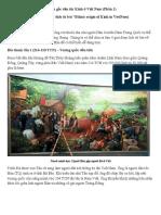 Nguồn gốc Kinh tộc ở Việt Nam