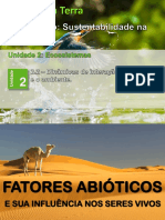7 - fatores abióticos
