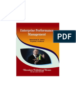 Enterprises performance management