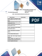 Anexo 2 Tabla de Distribución de Productos de La Fase 4