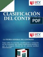 Clasificacion Del Contrato