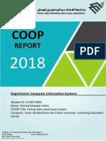 COOP Report Template