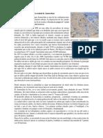 Desarrollo Urbanístico de La Ciudad de Ámsterdam (Resumen)