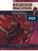 Player's Handbook Races - Dragonborn