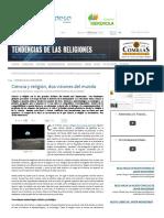 Ciencia y religión, dos visiones del mundo.pdf
