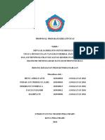 Format Proposal PKM