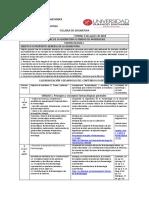 Syllabus. Farmacologia I. Odontologia. Tematica(7!07!18) (1)