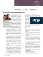 voices - sole in tefl