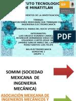 Asociaciones Mexicanas