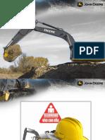 Excavadora Dlc