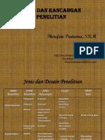 112783579-Jenis-dan-Rancangan-Penelitian.ppt