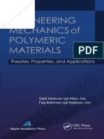 Engineering Mechanics of Polymeric Materials - Theories, Properties, and Applications
