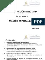 CAPTAC-DR Caso de Éxito b) Aumento en La Productividad de Las Inspecciones Honduras