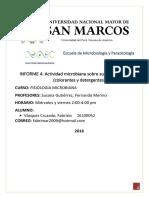 04 Actividad Microbiana Sobre Sustratos Especiales