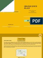 Ati Devara R_14315030_Orange Juice Plant_Tugas Besar 02