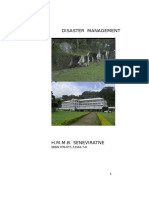 Disaster Management - Edition 2 (Dr. HMMB Seneviratne, PhD. NTNU)