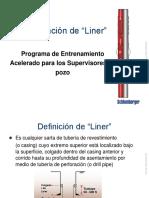 13 - Cementación de Liner